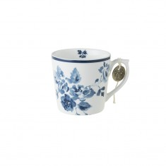 Κούπα Laura Ashley Rose Fine Bone China 220ml