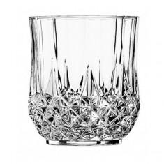 Ποτήρι Κρασιού Ανάγλυφο 210ml Σετ 6τμx.