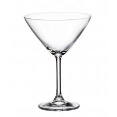 Ποτήρι Martini Colobri Σετ 6Τμχ Κρυστάλλινο 280ml Bohemia