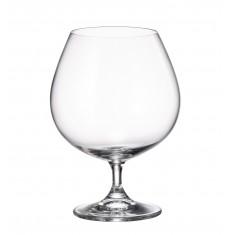 Ποτήρι Κονιάκ Colibri Σετ 6Τμχ Κρυστάλλινο 380ml Bohemia