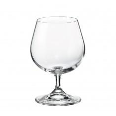 Ποτήρι Κονιάκ Sylvia Σετ 6Τμχ Κρυστάλλινο 400ml Bohemia