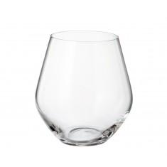 Ποτήρι Νερού - Αναψυκτικού Grus Σετ 6Τμχ Κρυστάλλινο 500ml Bohemia