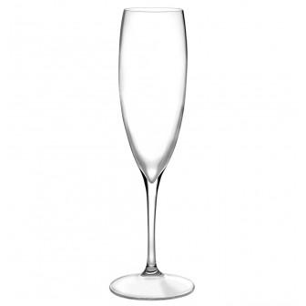 Ποτήρι Σαμπάνιας  Drop Σετ 6Τμχ Κρυστάλλινο 241ml Rcr
