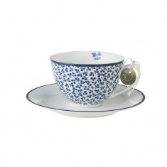 Φλιτζάνι Τσαγιού Laura Ashley Floris Fine Bone China