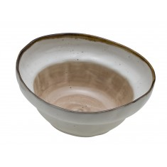 Μπολ Σαλάτας New Bone China Qountry Peach 26cm