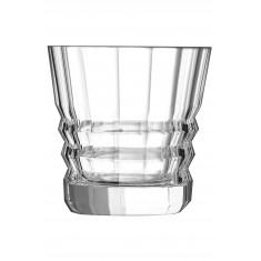 Ποτήρι Ουίσκι Κρυστάλλινο Crystal D'Arques 360ml Σετ 6 Τμχ Architecte