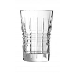 Ποτήρι Σωλήνας Κρυστάλλινο Cristal D'Arques 360ml Σετ 6 Rendez-vous