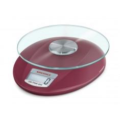 Ζυγαριά Κουζίνας Ψηφιακή 5kg Soehnle Roma Ruby Red