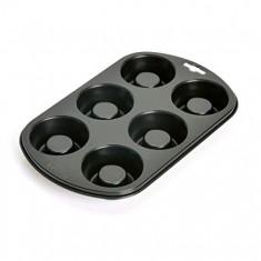 Φόρμα Kaiser Αντικολητική Muffin 6θέσεων