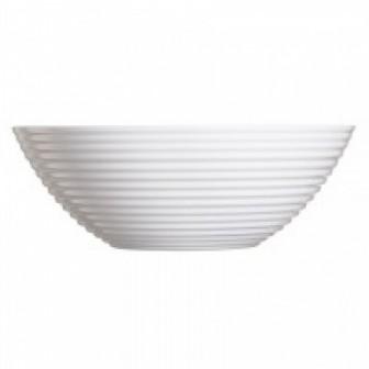 Μπολ Σαλάτας Harena 27cm Luminarc Λευκό