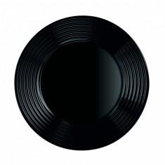 Πιάτο Φρούτου Harena 19cm Luminarc Μαύρο