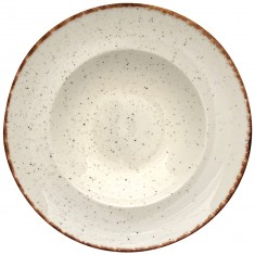 Πιάτο Πορσελάνης Σπαγγέτι Side 26cm Gural