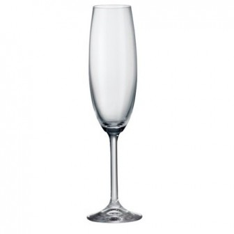Ποτήρι Κόκκινου Σαμπάνιας Gastro Κρυστάλλινο Σετ 6 Τμχ 220ml Bohemia
