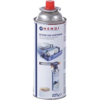 Φιαλίδιο Βουτανίου 227g Για Φορητές Συσκευές Υγραερίου Hendi