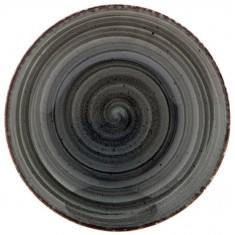 Πιάτο Ρηχό Πορσελάνης Anthracite Avanos 27cm Gural