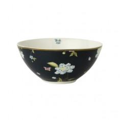 Μπολ Πρωινού Laura Ashley Fine Bone China Midnight Uni 16cm Heritage