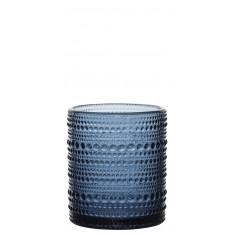 Ποτήρι Ουίσκι Σετ 6τμχ. Drops 275ml Blue