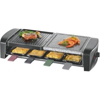 Ψηστιέρα Raclette - Party Grill 1400W Severin Rg9645