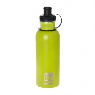 Παγούρι Eco Life Μεταλλικό Ανοξείδωτο Lemon 600ml