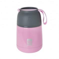 Θερμός Φαγητού EcoLife Baby Pink 450ml