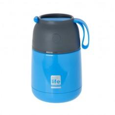 Θερμός Φαγητού EcoLife Baby Blue 450ml