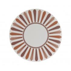 Πιάτο Ρηχό Μήδεια Σετ 6Τμχ 28cm Ionia