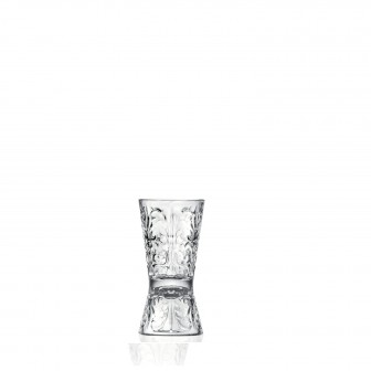 Μεζούρα Ποτών Γυάλινη Tatto  3cl / 6cl RCR