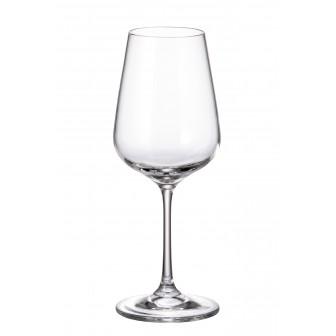 Ποτήρι Λευκού Κρασιού Strix Κρυστάλλινο Σετ 6 Τμχ 360ml Bohemia