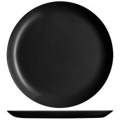 Πιάτο Ρηχό Diwali 27cm Luminarc Μαύρο