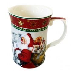 Κούπα Πορσελάνης Άγιος Βασίλης 400ml