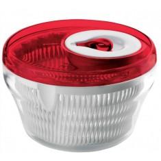 Στεγνωτήρι Για Τη Σαλάτα Ακρυλικό Guzzini Red 28cm