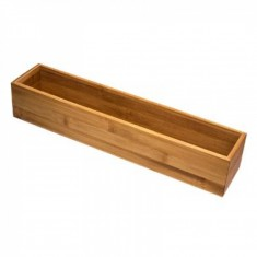 Κουτί Οργάνωσης Bamboo Ορθογώνιο Natural 5Five