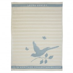 Πετσέτα Κουζίνας Laura Ashley Cobblestone Bird 50X70 Heritage