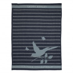 Πετσέτα Κουζίνας Laura Ashley Midnight Bird 50X70 Heritage