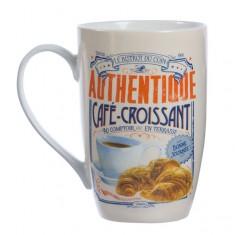 Κούπα Πορσελάνης Cafe Croissant Natives 460ml