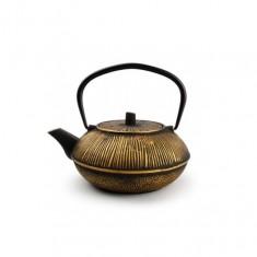 Τσαγιέρα Από Μαντέμι My Tea Gold Black 800ml Salt & Pepper