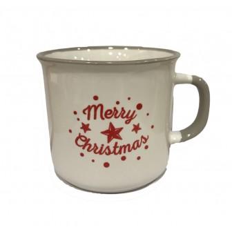 Κούπα Χριστουγεννιάτικη Merry Christmas 285ml