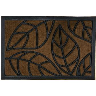 Πατάκι Εισόδου Delta Καφέ 60Χ40