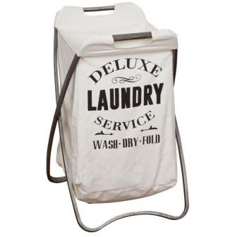 """Υφασμάτινος Αναδιπλούμενος Σάκος """"Laundry"""" Trimar"""