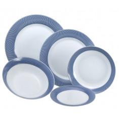 Σερβίτσιο Φαγητού Elipsis Blue 20τμχ.