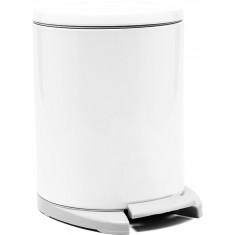 Πεντάλ Πλαστικό 56it Στρογγυλό CIGO White