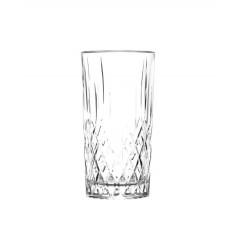 Ποτήρι Νερού - Αναψυκτικού Tosca  Σετ 6Τμχ Κρυστάλλινο 520ml Rcr