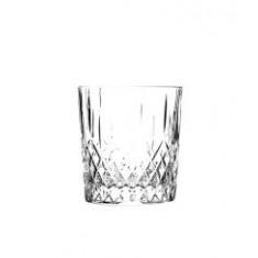 Ποτήρι Ουίσκι Κρυστάλλινο Rcr 310ml Σετ 6 Τμχ Tosca