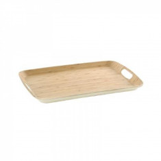 Δίσκος Σερβιρίσματος Bamboo Με Λαβές 38Χ26 5Five