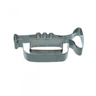 Κουπ-Πατ Μεταλλικό Τρομπέτα 12cm Kitchencraf