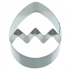 Κουπ-Πατ Μεταλλικό Αυγό 9cm Kitchencraft