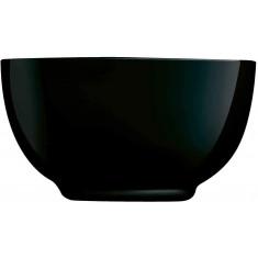 Μπολ Σαλάτας Diwali 21cm Luminarc Μαύρο