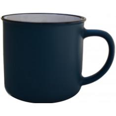 Κούπα Πορσελάνης Τύπου Εμαγιέ Πετρόλ  325ml
