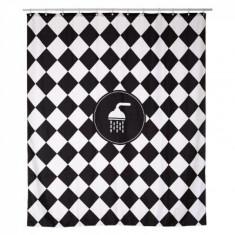 Κουρτίνα Μπάνιου Υφασμάτινη 180x200cm Cadence 5Five