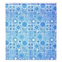 Κουρτίνα Μπάνιου Υφασμάτινη 180x200cm Al Zula 5Five